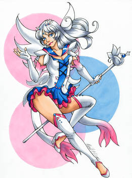 Sailor Erbium Swan - Secret Santa