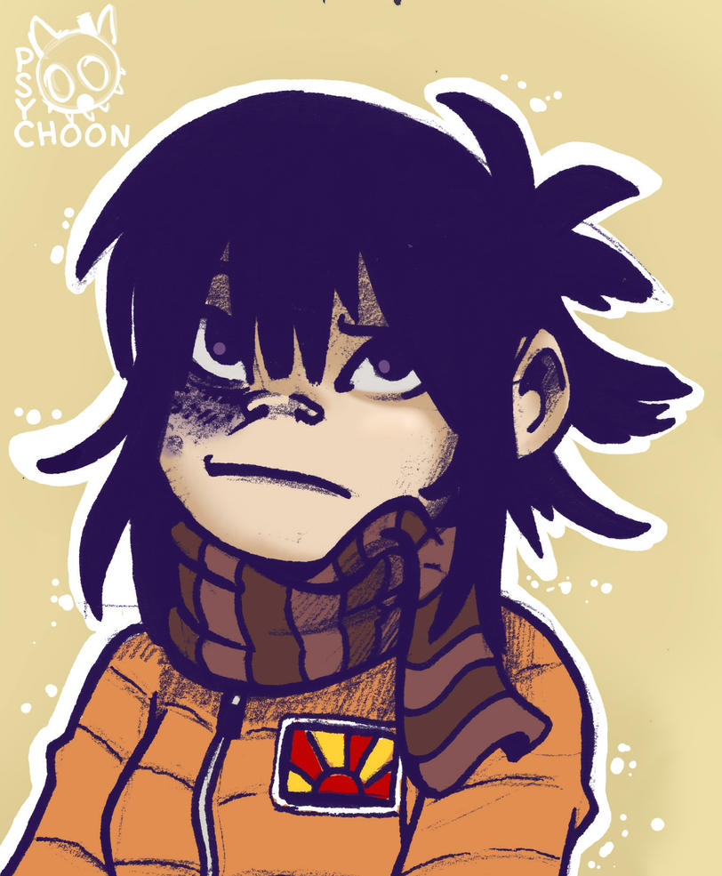 Noodle by Psychoon