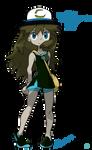 Commission: Trainer Blue (I Choose You)