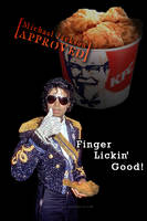 KFC -  Michal Jackson APPROVES by gabo-the-baka