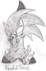 Fawful Sonic by Callihanclan