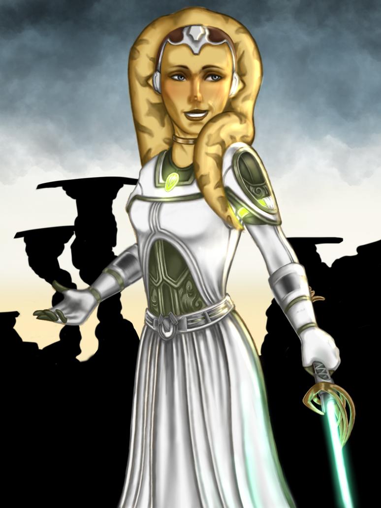Talitha'koum: Unlikely Sith by Glorfinniell
