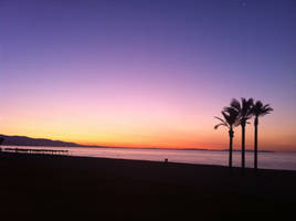Sunrise in Almeria by en3sis