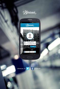 LifeRescuer Mobile APP