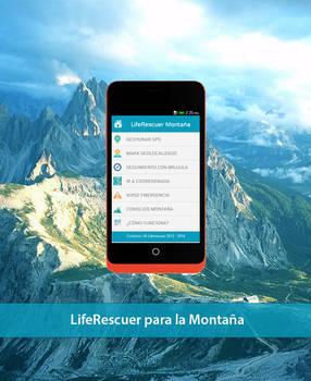 LifeRescuer para la Montana