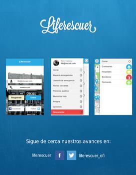 LifeRescuer Ciudad