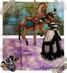 Dark Carnival Collage