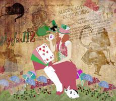 Lunatics for Teatime by AeliaNaqwiDesigns