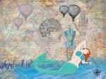 Steampunk Mermaid