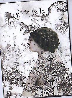 ATC:Portrait of Lady
