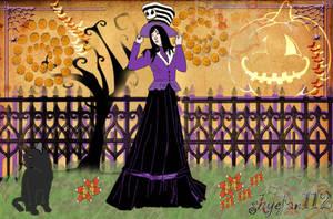 Jack the Skeleton by AeliaNaqwiDesigns