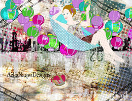 Queen of Manhattan by AeliaNaqwiDesigns