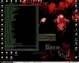 new desktop by darkage1270