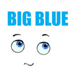 Big Blue animation by bluespottedfrog