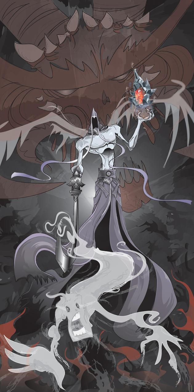 Diablo3 by bluespottedfrog