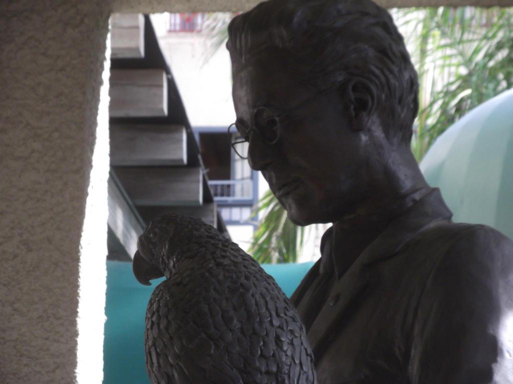 Frank Augustus Miller statue 2 by FictonArtAuthor