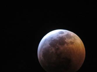 Lunar Eclipse 3 by Fiction-Art-Author
