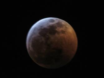 Lunar Eclipse 5 by Fiction-Art-Author