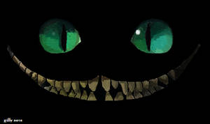 cheshire cats grin by gilly15
