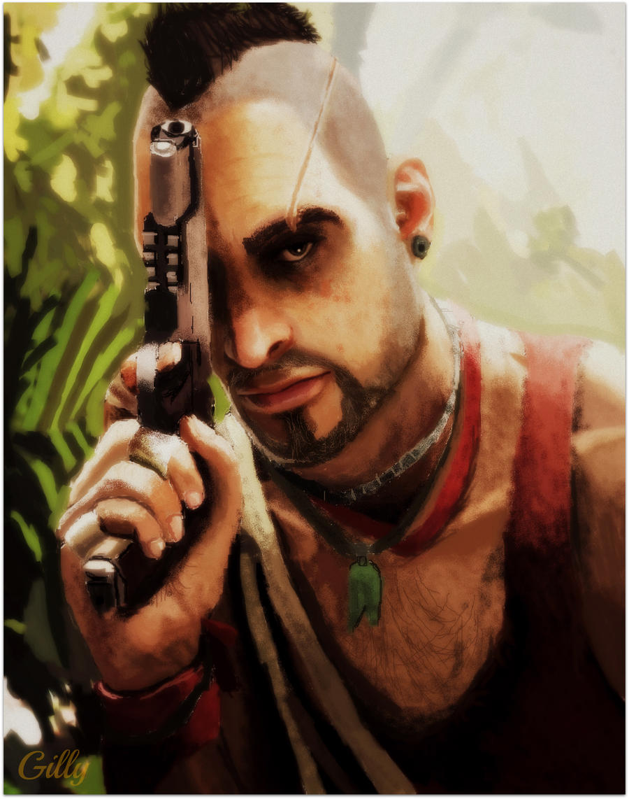 Vaas-Far Cry 3 by gilly15 on DeviantArt