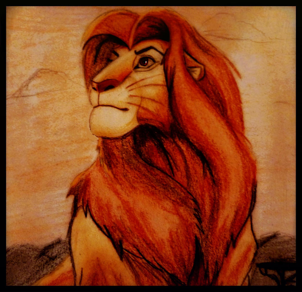 The lion king-Simba by gilly15 on DeviantArt