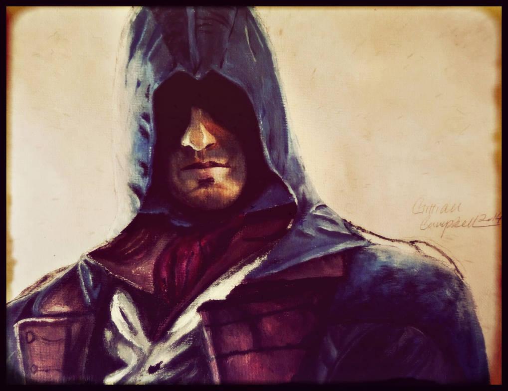 Arno Dorian-assassins creed unity