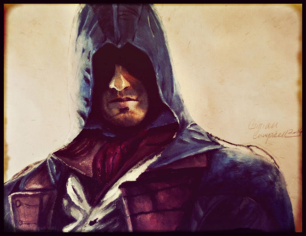 Arno Dorian-assassins creed unity by gilly15