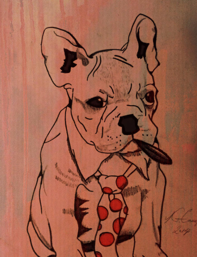 French Bulldog by gilly15