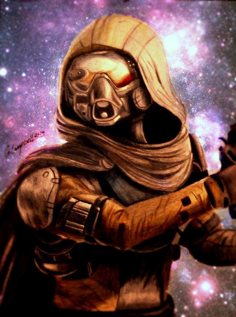 Destiny-Hunter by gilly15
