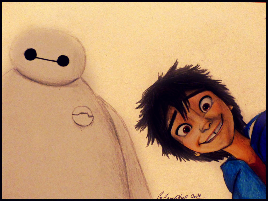 Big Hero 6 by gilly15