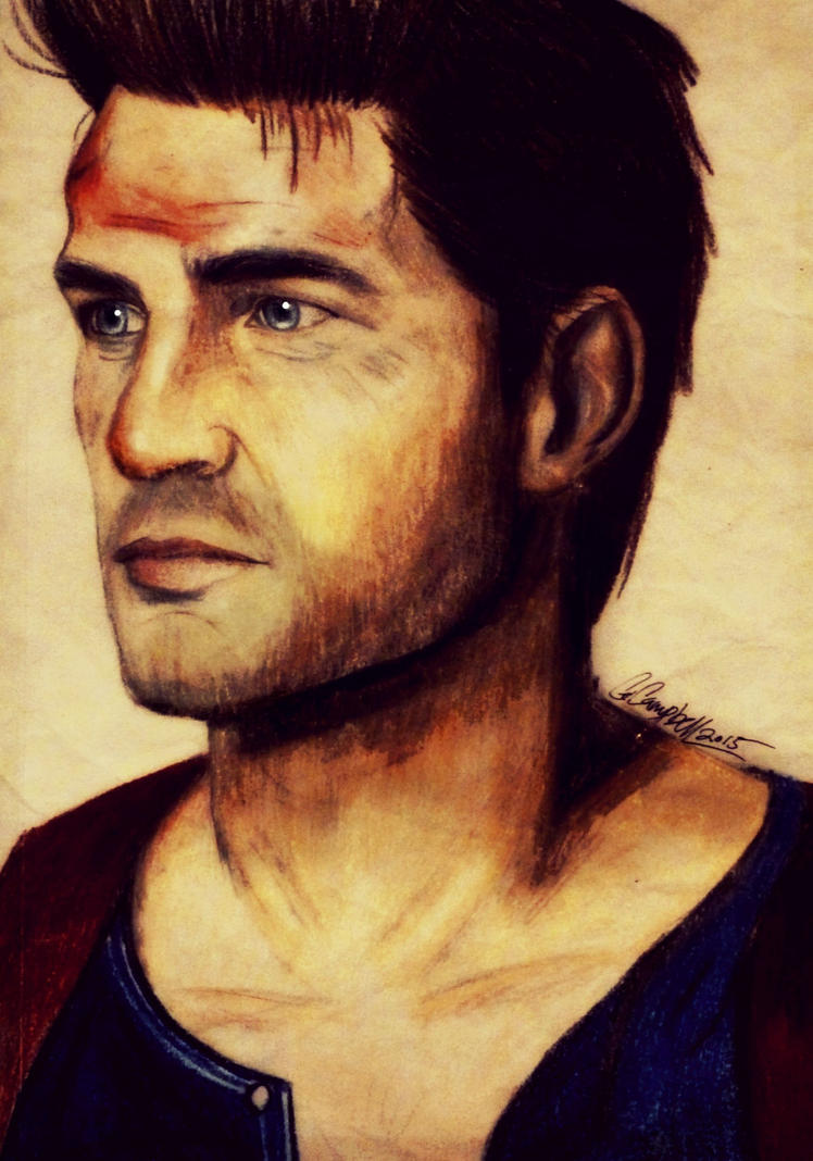 Nathan Drake-Uncharted 4 by gilly15