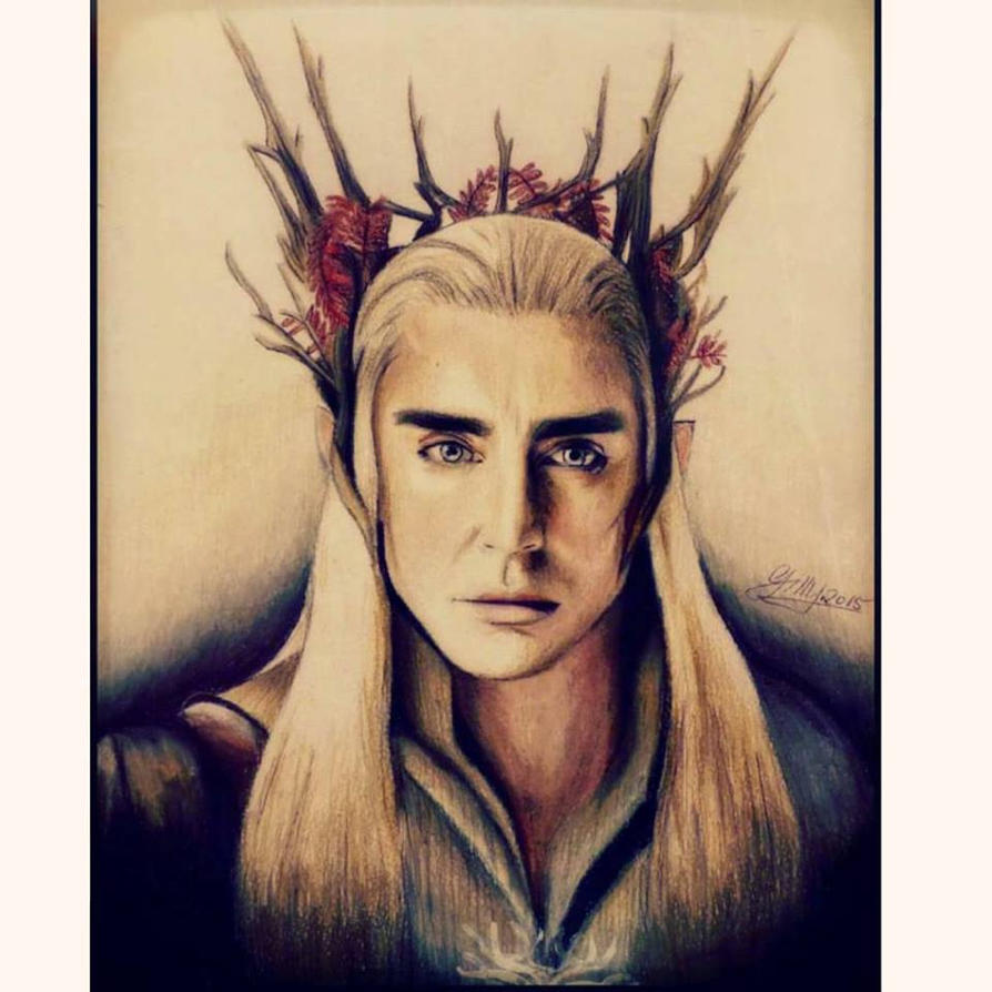 Thranduil-The Hobbit by gilly15