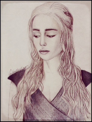 Mother of Dragons-game of thrones