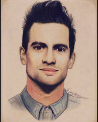Brendon Urie-Panic! at the Disco by gilly15