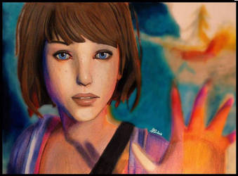 Max Caulfield-Life is Strange by gilly15