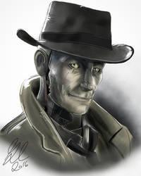 Nick Valentine-Fallout 4