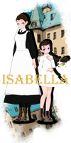 [ MMD x The Promised Neverland ] - TDA Isabella
