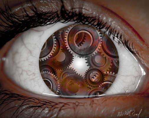 Gear Eye 1