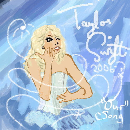 Taylor Swift -- Music Through the Years by Jaxy411