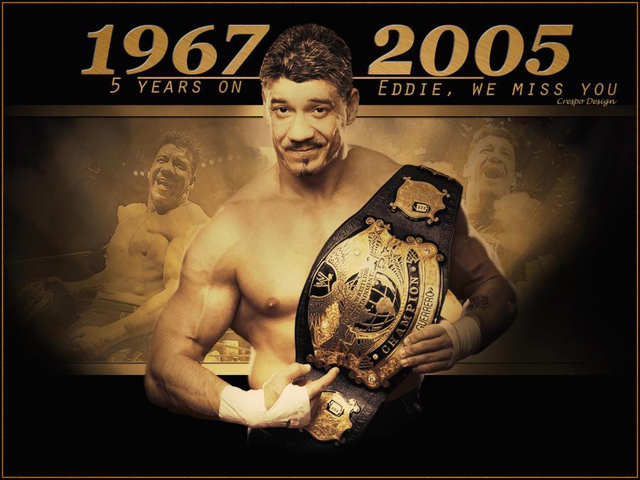 Eddie Guerrero Wallpaper by Cre5po