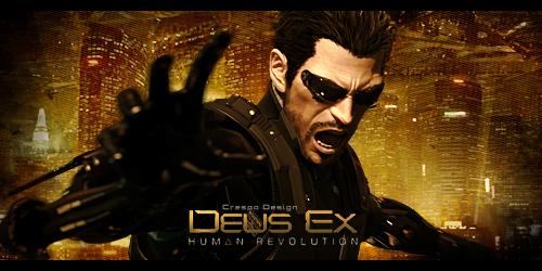 Deus Ex Signature by Cre5po