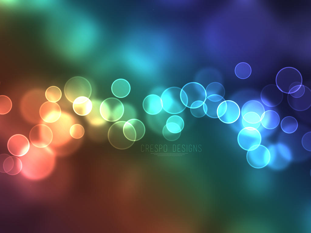Bokeh Wallpaper by Cre5po