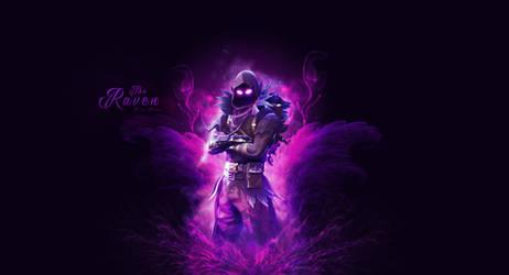 Fortnite Raven Wallpaper