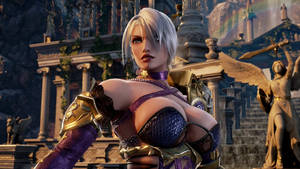 Soul Calibur 6 Ivy Valentine is join the fray