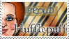 Hufflepuff Stamp by OtterAndTerrier