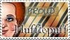 Hufflepuff Stamp by OtterAndTerrier