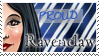 Ravenclaw Stamp by OtterAndTerrier