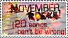 November rocks, baby by OtterAndTerrier