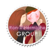 Stamp: Ron-x-Hermione group by OtterAndTerrier