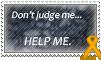 Stamp: Self-Injury Awareness 3 by OtterAndTerrier